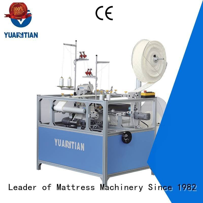 mattress multifunction flanging YUANTIAN Mattress Machines Mattress Flanging Machine