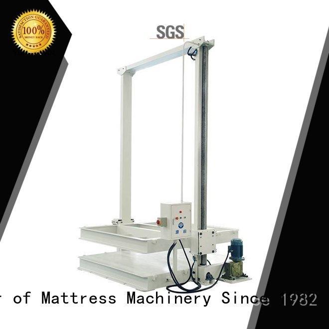 machine rollpack spring YUANTIAN Mattress Machines mattress packing machine