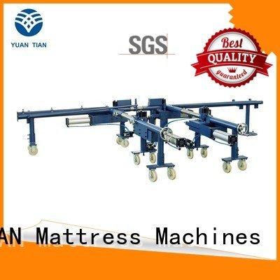 OEM foam mattress making machine rollpack wire machine mattress packing machine