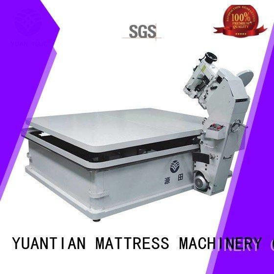 pf300u mattress tape edge machine YUANTIAN Mattress Machines mattress tape edge machine