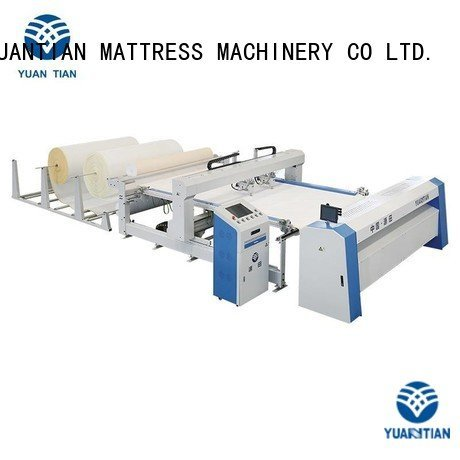 machine Mattress Quilting Machine single multineedle YUANTIAN Mattress Machines