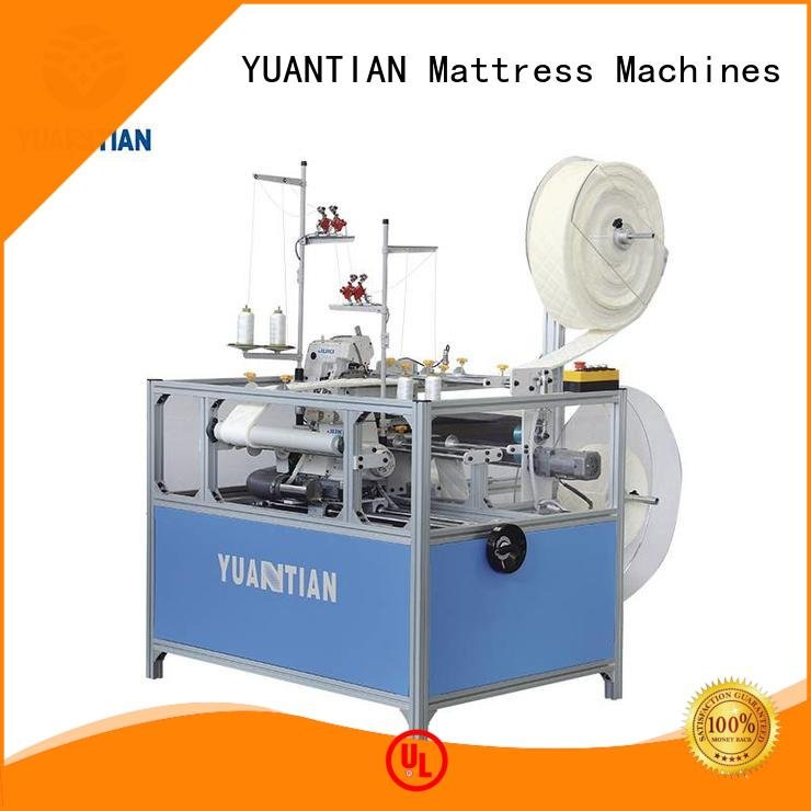 OEM Double Sewing Heads Flanging Machine multifunction flanging ds8a Mattress Flanging Machine