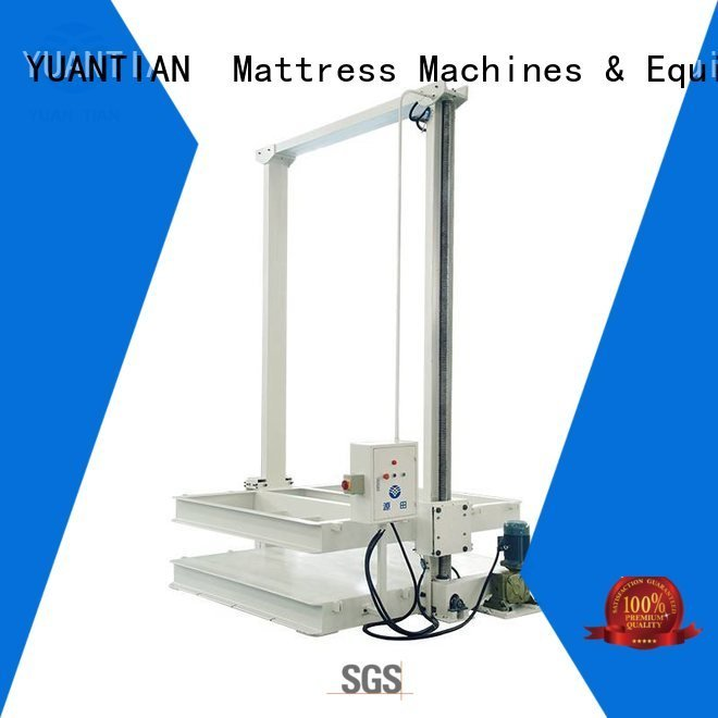foam mattress making machine jb2 spring mattress packing machine YUANTIAN Mattress Machines Brand