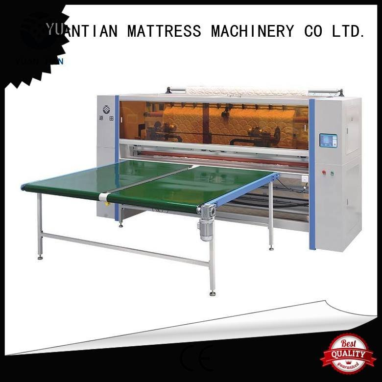 Mattress Cutting Machine Supplier cutting Mattress Cutting Machine YUANTIAN Mattress Machines Brand