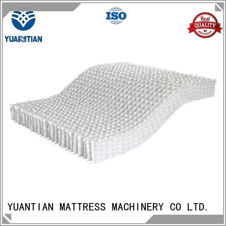 mattress spring unit bottom mattress spring unit YUANTIAN Mattress Machines Brand