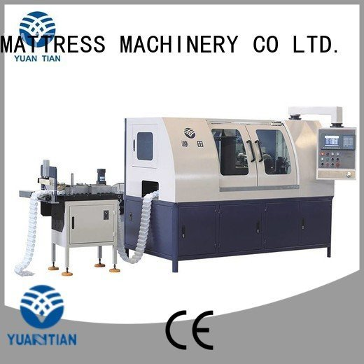 Automatic Pocket Spring Machine dzh3 YUANTIAN Mattress Machines Brand Automatic High Speed Pocket Spring Machine