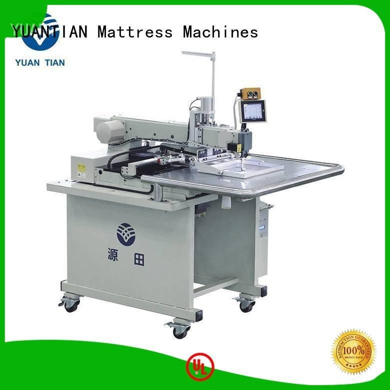 longarm machine computerized autimatic YUANTIAN Mattress Machines singer  mattress  sewing machine price