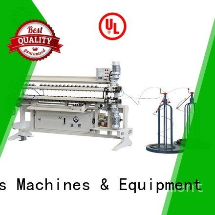 YUANTIAN Mattress Machines Bonnell Spring Assembly  Machine spring assembling semiauto machine