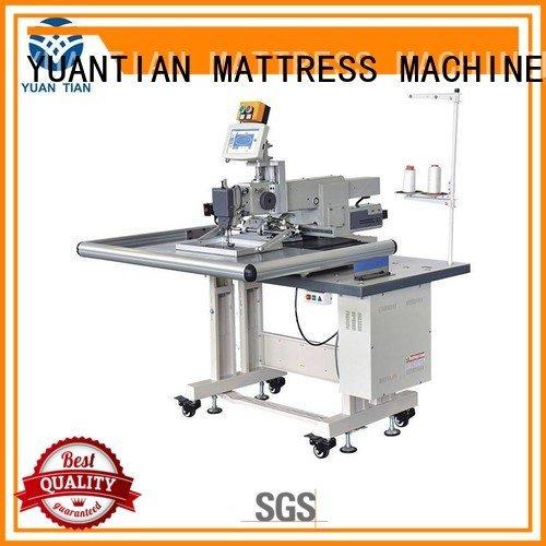 mattress autimatic YUANTIAN Mattress Machines singer  mattress  sewing machine price