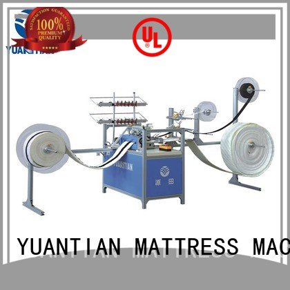 singer  mattress  sewing machine price sewing label OEM Mattress Sewing Machine YUANTIAN Mattress Machines