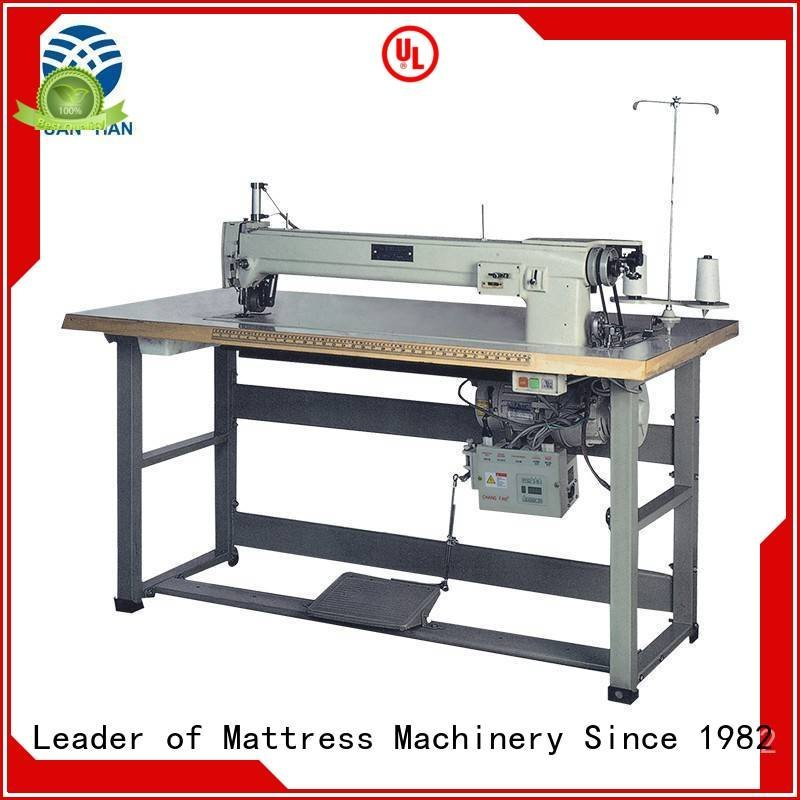 YUANTIAN Mattress Machines label long Mattress Sewing Machine machine cb1