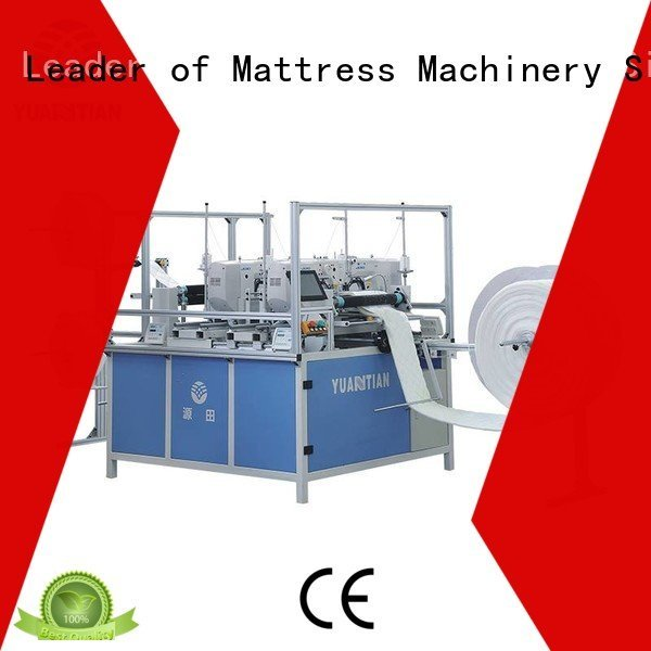 YUANTIAN Mattress Machines Brand ls320 lockstitch stitching quilting machine for mattress bhf1
