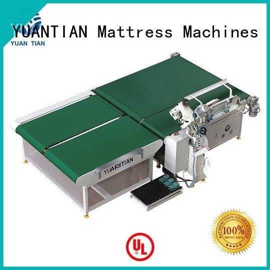 mattress tape edge machine table pf300u YUANTIAN Mattress Machines Brand