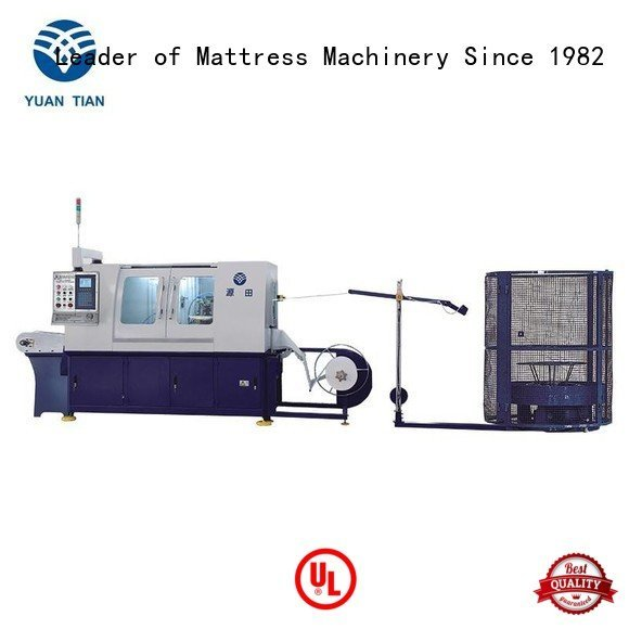 YUANTIAN Mattress Machines Automatic Pocket Spring Machine spring production automatic dzg1b