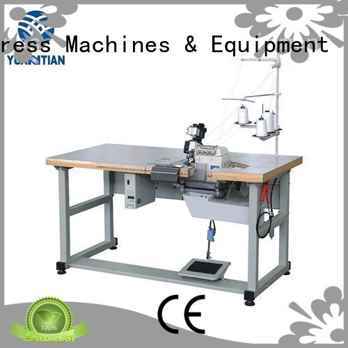 YUANTIAN Mattress Machines Brand ds8a heavyduty dss1250 Mattress Flanging Machine