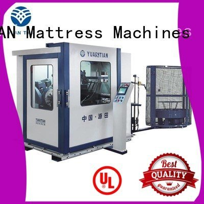 production bonnell Automatic Bonnell Spring Coiling Machine spring YUANTIAN Mattress Machines