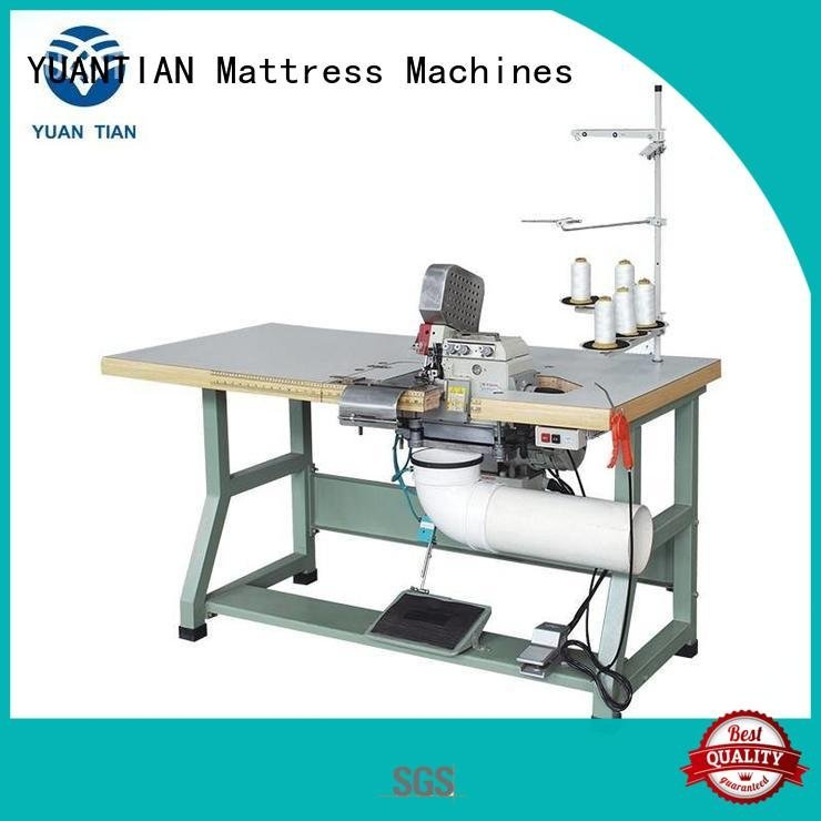 OEM Double Sewing Heads Flanging Machine heavyduty double heads Mattress Flanging Machine