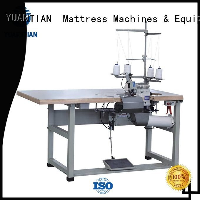 double flanging sewing machine YUANTIAN Mattress Machines Mattress Flanging Machine