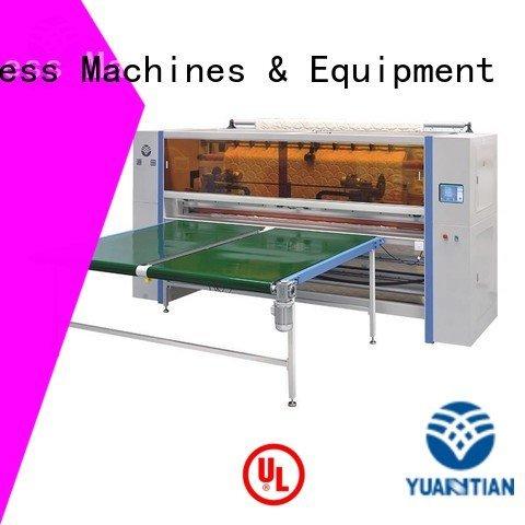 Mattress Cutting Machine Supplier mattress machine Mattress Cutting Machine YUANTIAN Mattress Machines Warranty