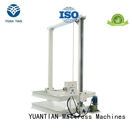 foam mattress making machine zx1 bending mattress packing machine