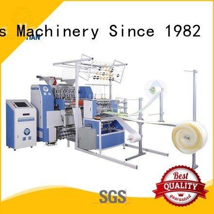 YUANTIAN Mattress Machines quilting machine for mattress price four stitching quilting