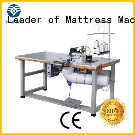 sewing machine double heads YUANTIAN Mattress Machines Mattress Flanging Machine