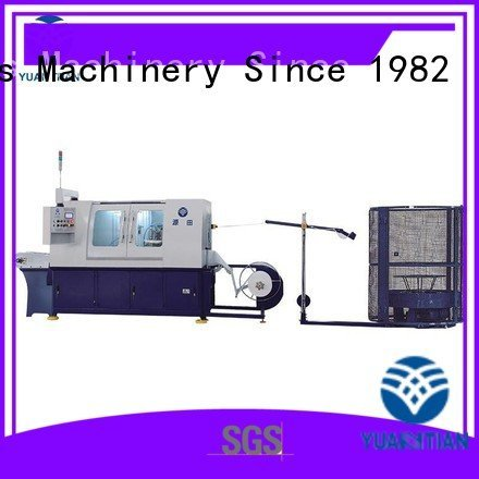 machine coiling Automatic Pocket Spring Machine YUANTIAN Mattress Machines Brand