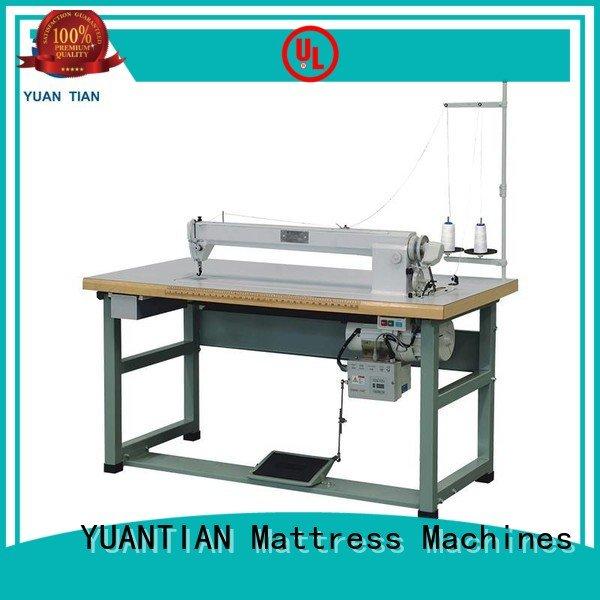 Hot singer  mattress  sewing machine price arm mattress yts3020 YUANTIAN Mattress Machines Brand