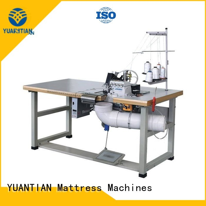 multifunction double heavyduty machine YUANTIAN Mattress Machines Brand Mattress Flanging Machine supplier