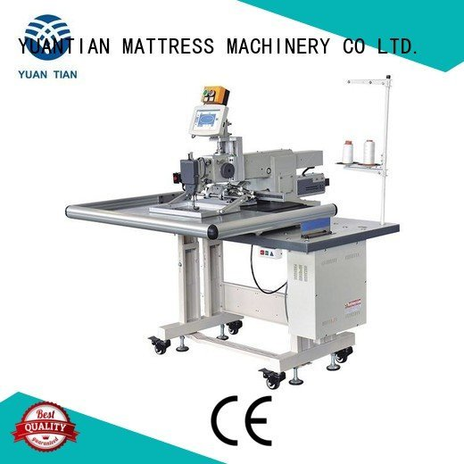 YUANTIAN Mattress Machines Brand autimatic yts3020 bhy1 singer  mattress  sewing machine price