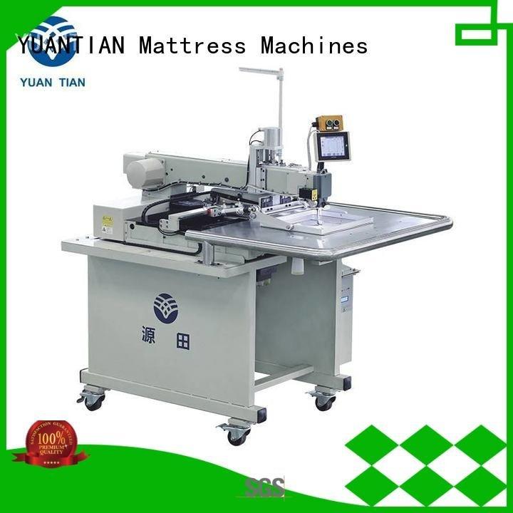 mattress sewing autimatic longarm YUANTIAN Mattress Machines singer  mattress  sewing machine price