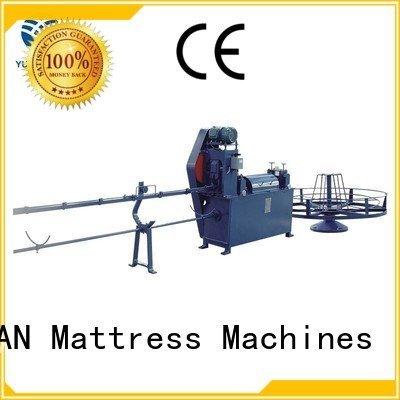 border mattress packing machine YUANTIAN Mattress Machines foam mattress making machine
