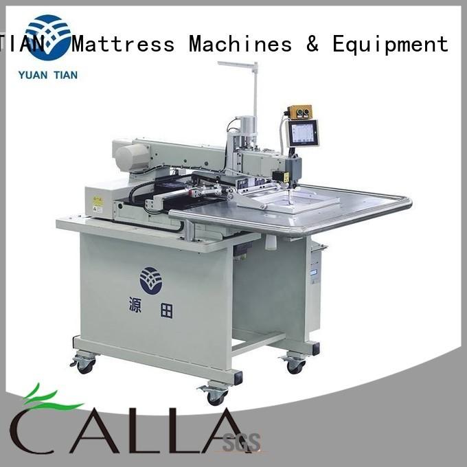 border mattress OEM Mattress Sewing Machine YUANTIAN Mattress Machines