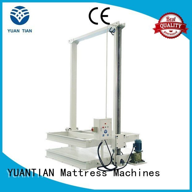 mattress pneumatic foam mattress making machine YUANTIAN Mattress Machines