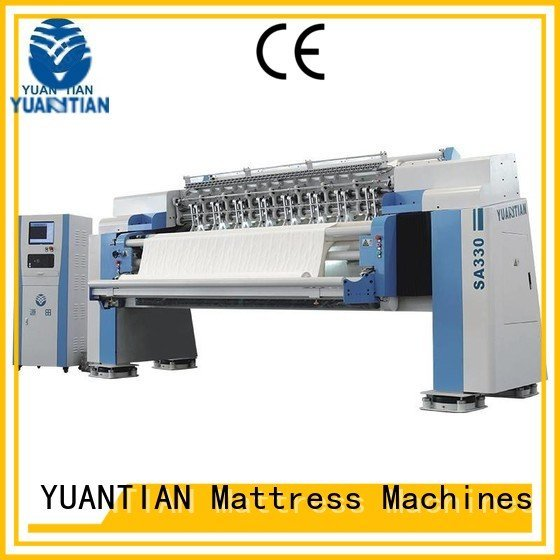 stitching quilting machine for mattress YUANTIAN Mattress Machines quilting machine for mattress price