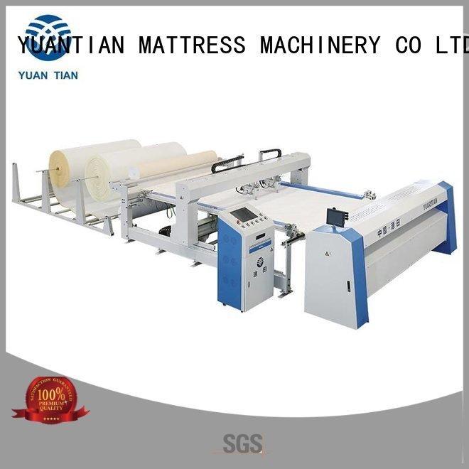 Wholesale mattress quilting machine for mattress price YUANTIAN Mattress Machines Brand