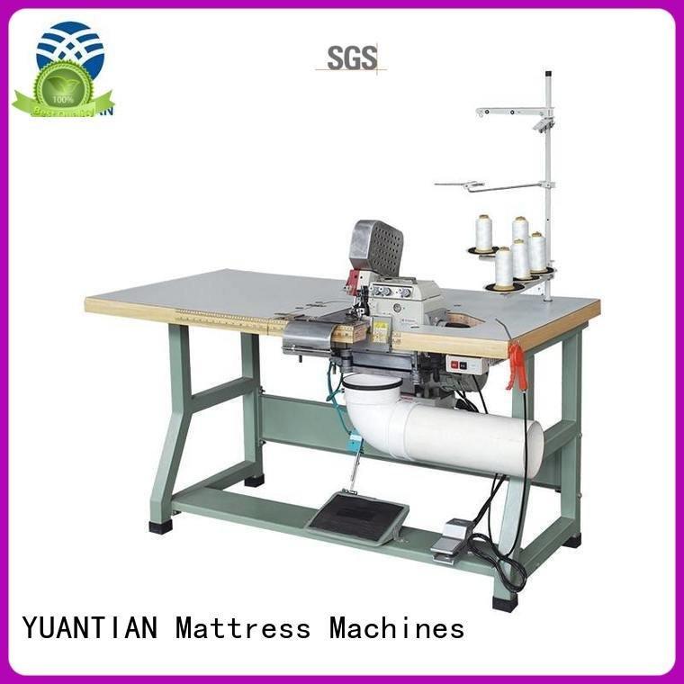 YUANTIAN Mattress Machines ds5 heads Mattress Flanging Machine ds8a ds7a