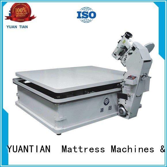 mattress tape edge machine tape wpg2000 pf300u YUANTIAN Mattress Machines