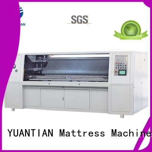 Wholesale dn3a pocket Pocket Spring Assembling Machine YUANTIAN Mattress Machines Brand
