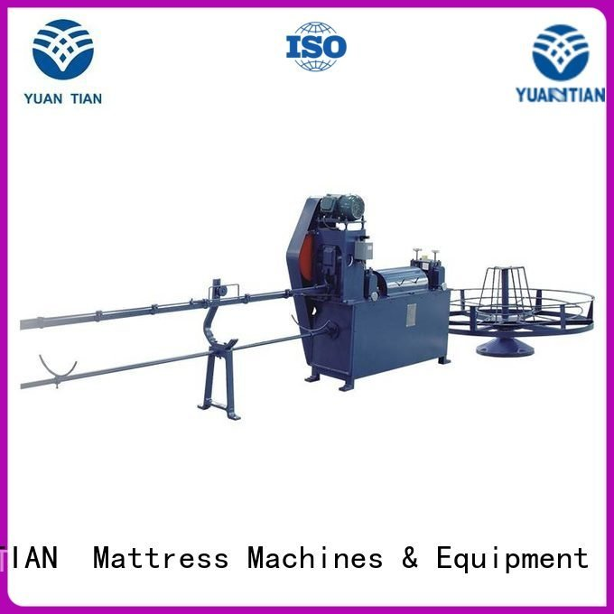 Custom mattress packing machine wire unit