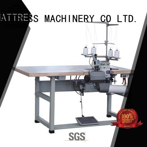 YUANTIAN Mattress Machines Double Sewing Heads Flanging Machine multifunction ds5c heads ds8a
