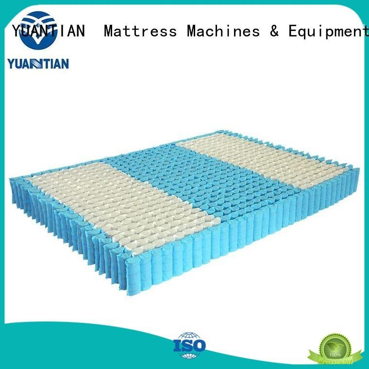mattress spring unit pocket mattress spring unit YUANTIAN Mattress Machines Brand