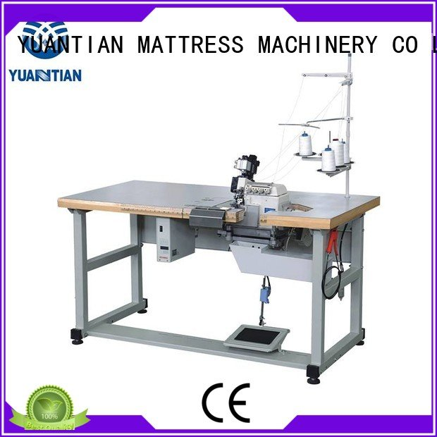 Wholesale ds5 double Mattress Flanging Machine YUANTIAN Mattress Machines Brand