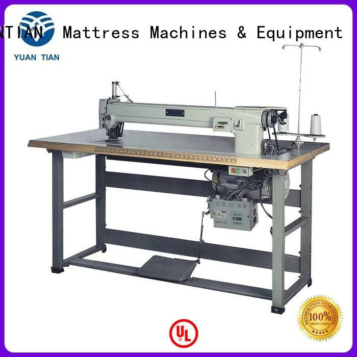 YUANTIAN Mattress Machines Brand sewing arm Mattress Sewing Machine yts3040 border