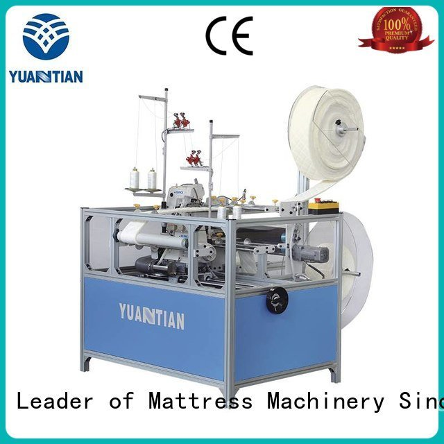 heads flanging machine YUANTIAN Mattress Machines Mattress Flanging Machine
