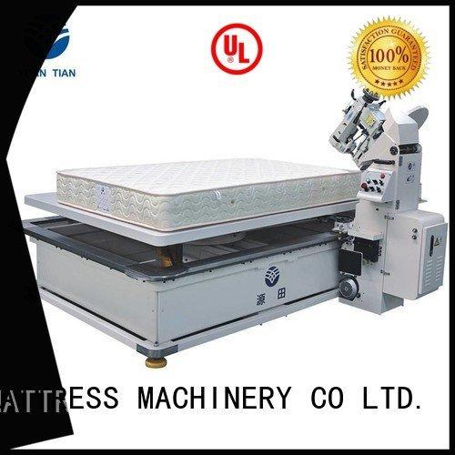 edge mattress YUANTIAN Mattress Machines mattress tape edge machine