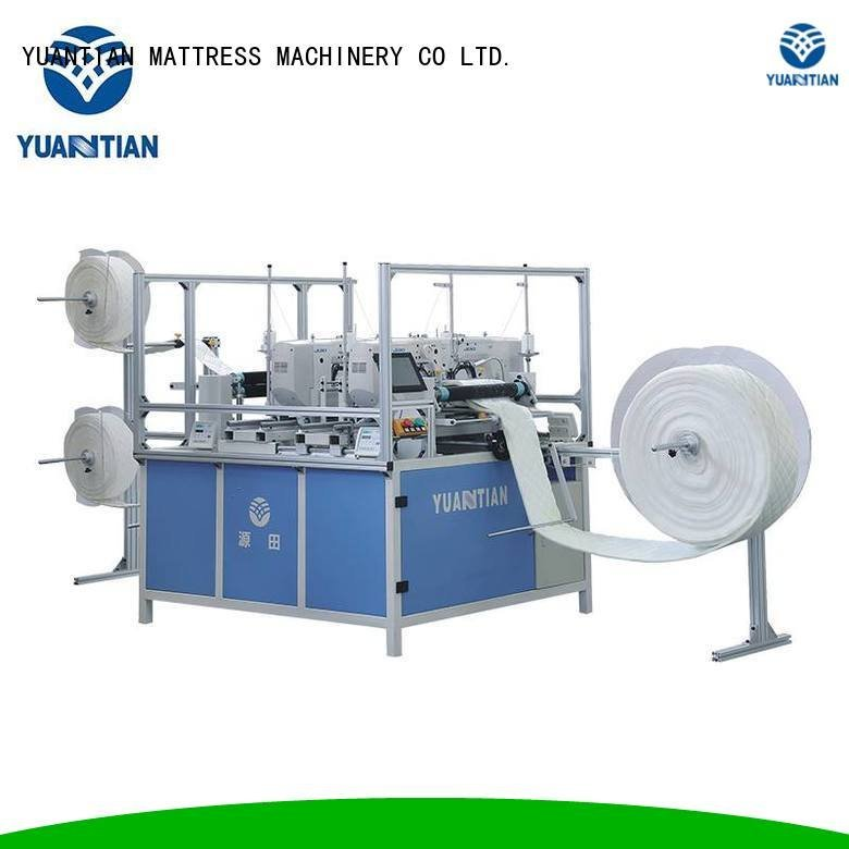 quilting machine for mattress price single multineedle YUANTIAN Mattress Machines Brand