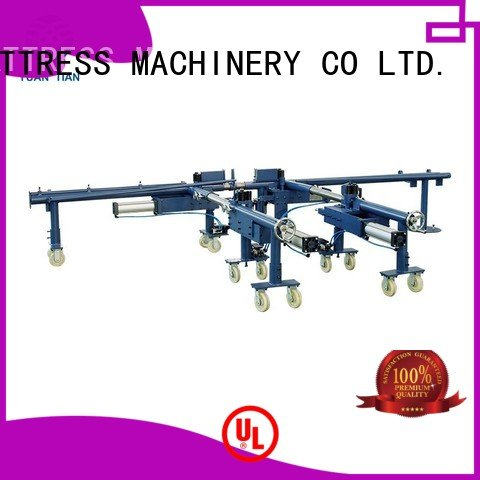 OEM foam mattress making machine rollpack wire bending mattress packing machine