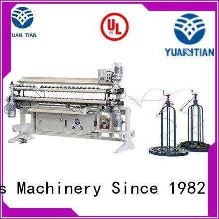 bonnell spring unit machine cw2 machine YUANTIAN Mattress Machines Brand