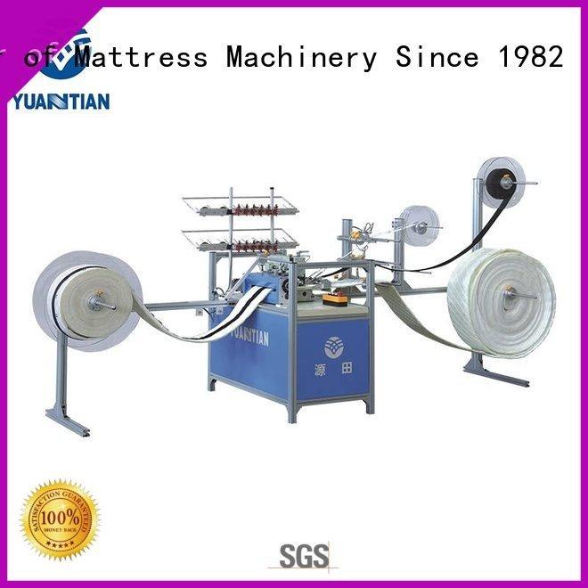 decorative longarm computerized machine YUANTIAN Mattress Machines singer  mattress  sewing machine price